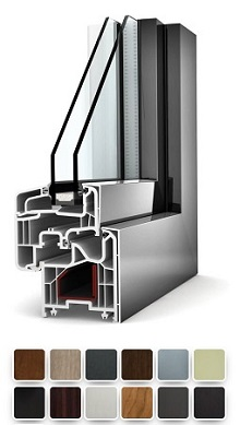 double vitrage pour véranda aluminium
