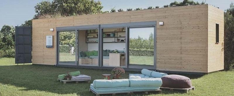 Maison Container Prix Avis Plan Lesmaisonsmodulaires Fr